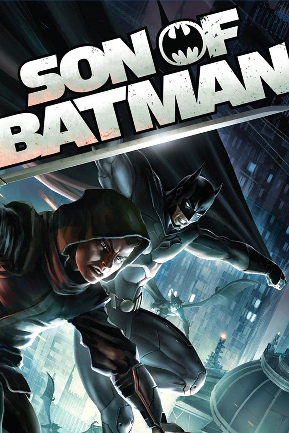 Son Of Batman (2014) Bluray 1080p | Bioskop, Hiburan