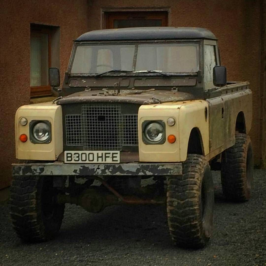 Landrover Defender Land Rover Series 109: Land Rover Series Pics On Instagram: Great 109