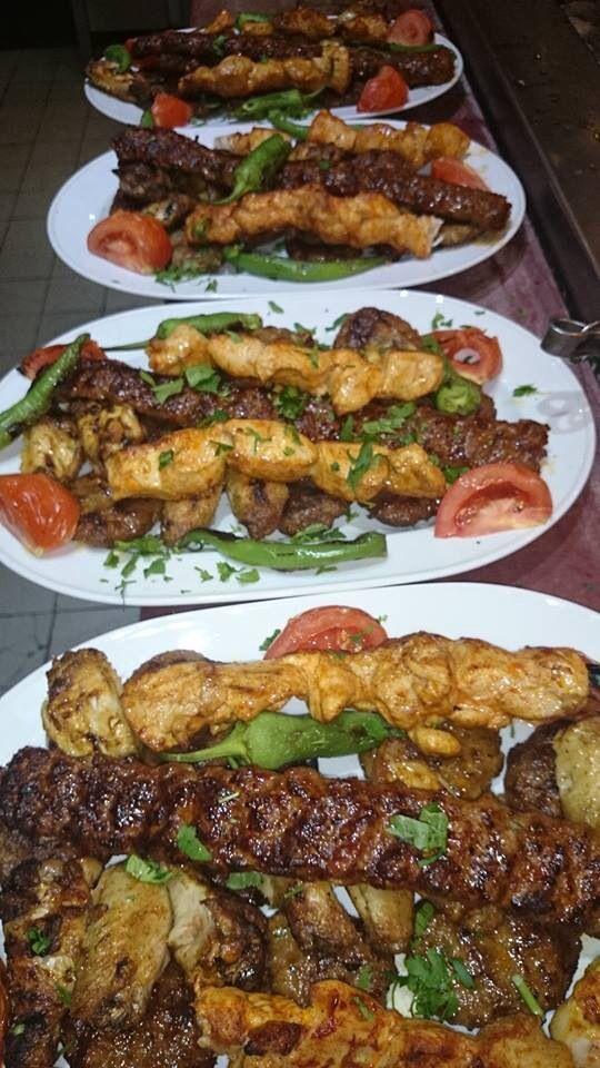 Adana Grill Mit Bildern Hering