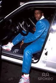 Photo of Bobby Brown - car