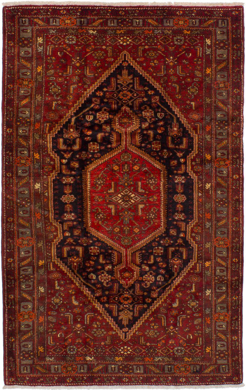 Persian Touserkan 5 5 X 8 6 Hand Knotted Rug Ecarpetgallery Halilar Klasik Mobilya