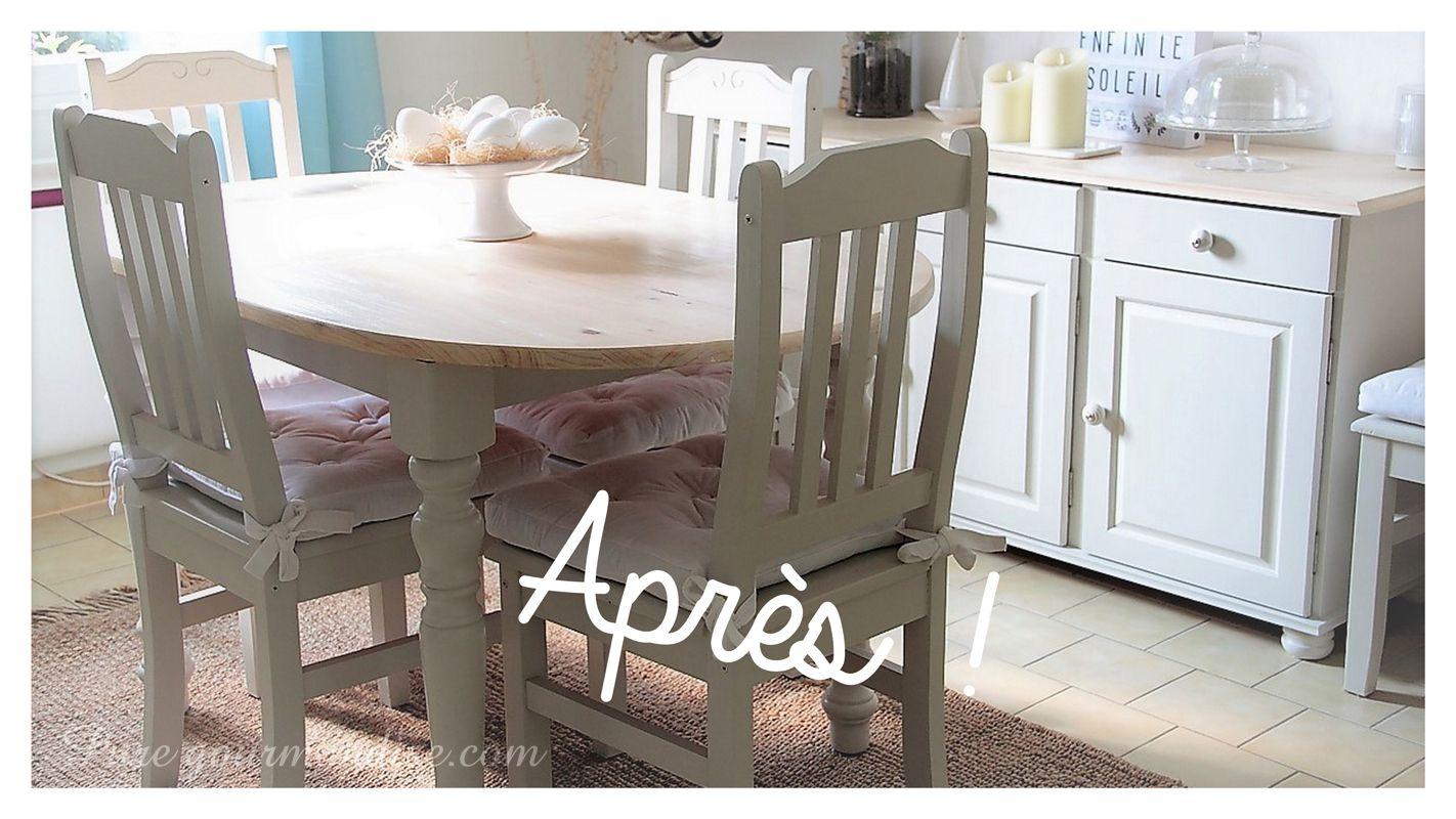 Relooker Meuble En Pin Vernis montage-après | meuble en pin, repeindre meuble, mobilier de