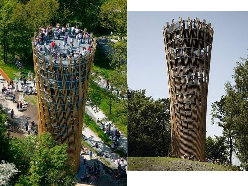 les 20 plus belles tours d'observation du monde