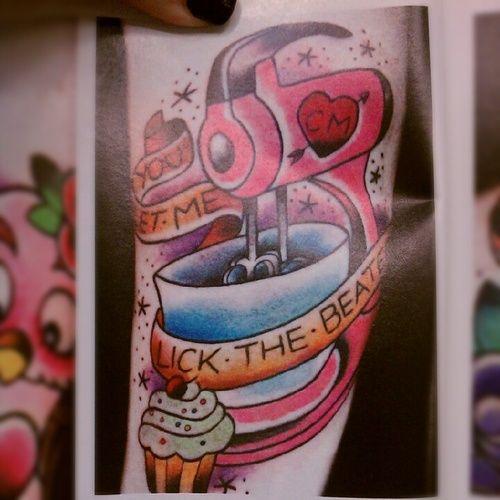 what sarah said #Tattoos