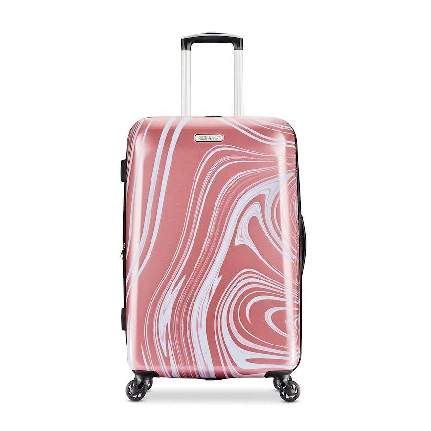 American Tourister Burst Max Printed Hardside Spinner Luggage In 2021 Hardside Spinner Luggage Spinner Luggage American Tourister