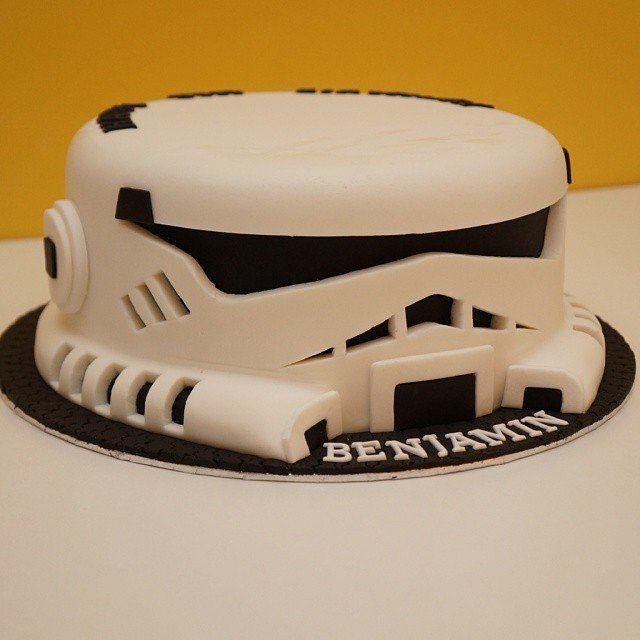 Star Wars Birthday Cake, Star Wars Cake