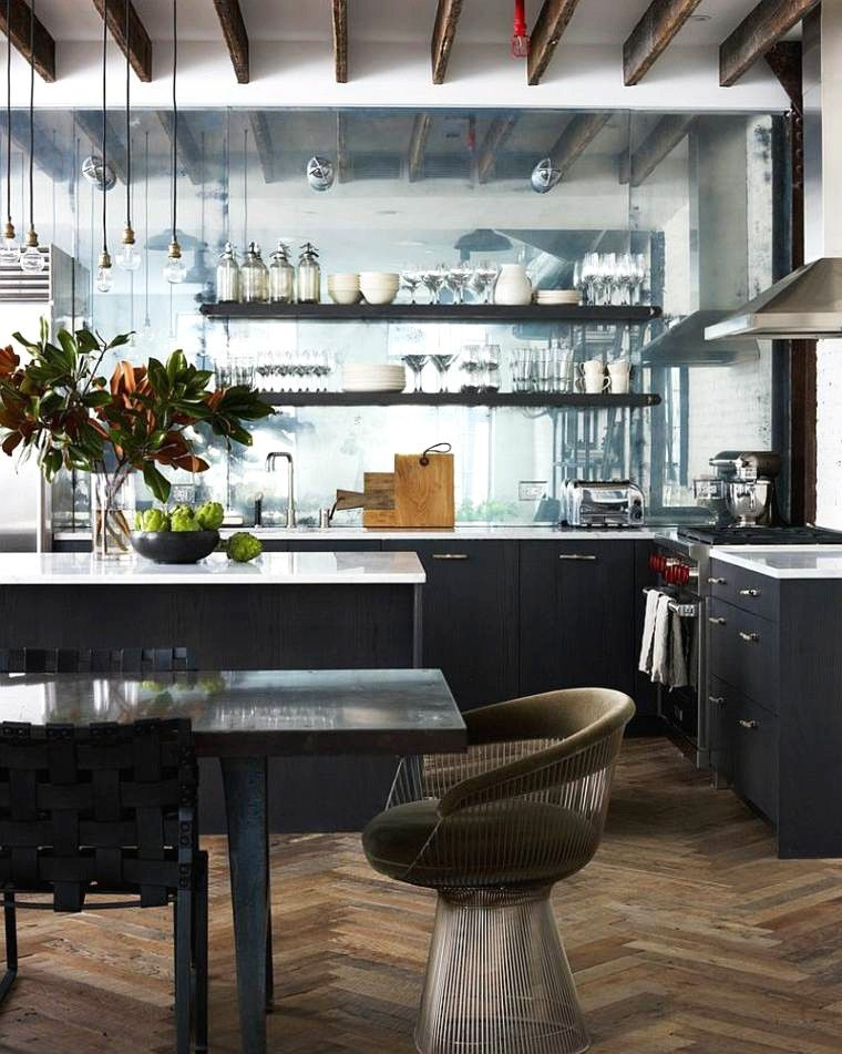 5 New York Lofts With Envyinducing Style  Lofts Envy And Impressive New York Kitchen Design Style Inspiration Design