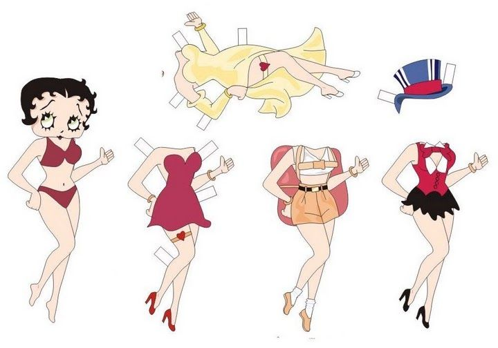 Pin by LIDIA MÁRQUEZ on BETTY BOOP!!! | Pinterest | Dolls