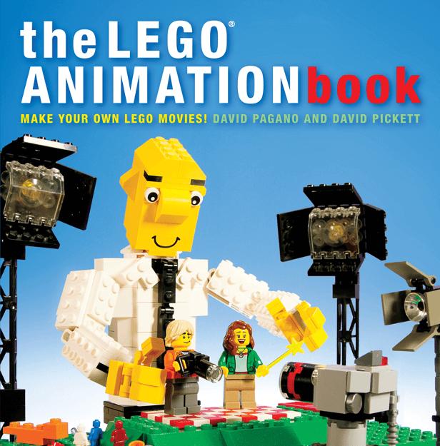 The LEGO Animation Book: Make Your Own LEGO Movies! LEGO, Lego ...