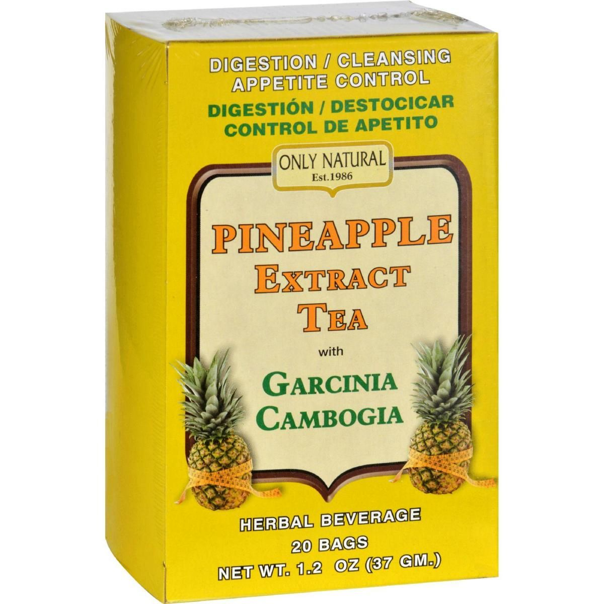 Vinegar Tea And Garcinia Cambogia