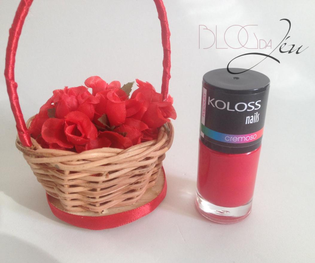 Sextou e é dia da mulherada cuidar da beleza. Tem esmaltes Koloss Cosméticos no Blog. Passa lá pra ver as lindezas. Pode ser uma sugestão para o fim de semana. Emoticon wink   http://blogdajeu.com.br/esmaltes-koloss-makeup-resenha/ #kolossmakeup   #kolosscosmeticos #cosmetic #cosmeticos #esmalte #esmalte #nails #nail #unhas #nailart #beleza #beauty #beaute #beautyblogger
