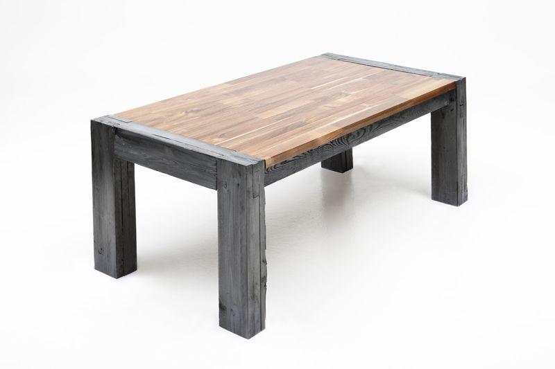 table en chuttes de menuiserie selection pinterest menuiserie table et bois. Black Bedroom Furniture Sets. Home Design Ideas