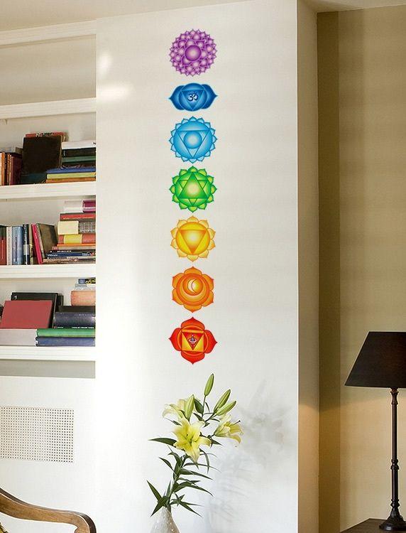 Wandtattoo Shop Indien Und Spiritualität. Mandalas, Spirituelle Symbole,  Buddhafiguren.