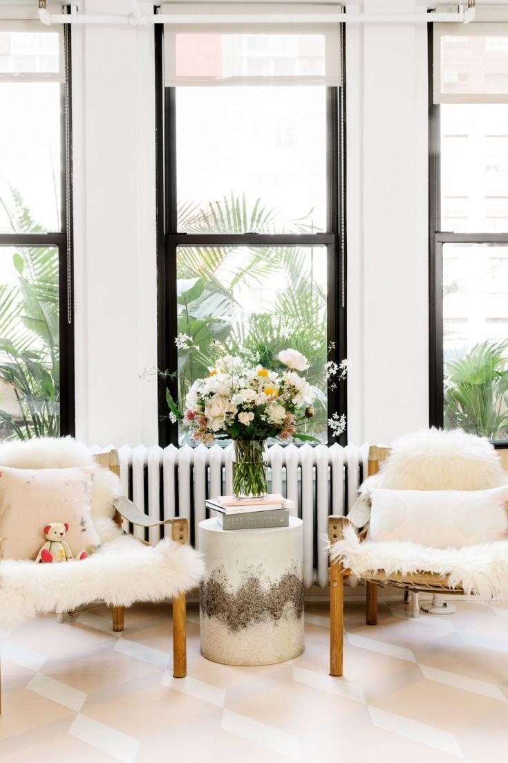 PHOTOS Fashion Designer Rebecca Taylors Gorgeous Office Makeover