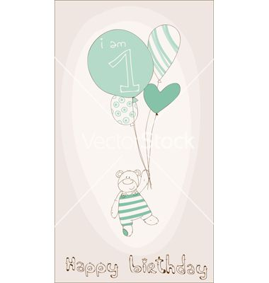 Birthday Invitation Card Vector Vectors Pinterest Birthdays - Birthday invitation vector free