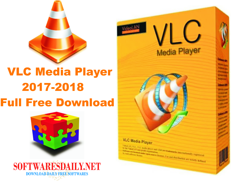 VLC Media Player 2017-2018 Full Free Download VLC Media