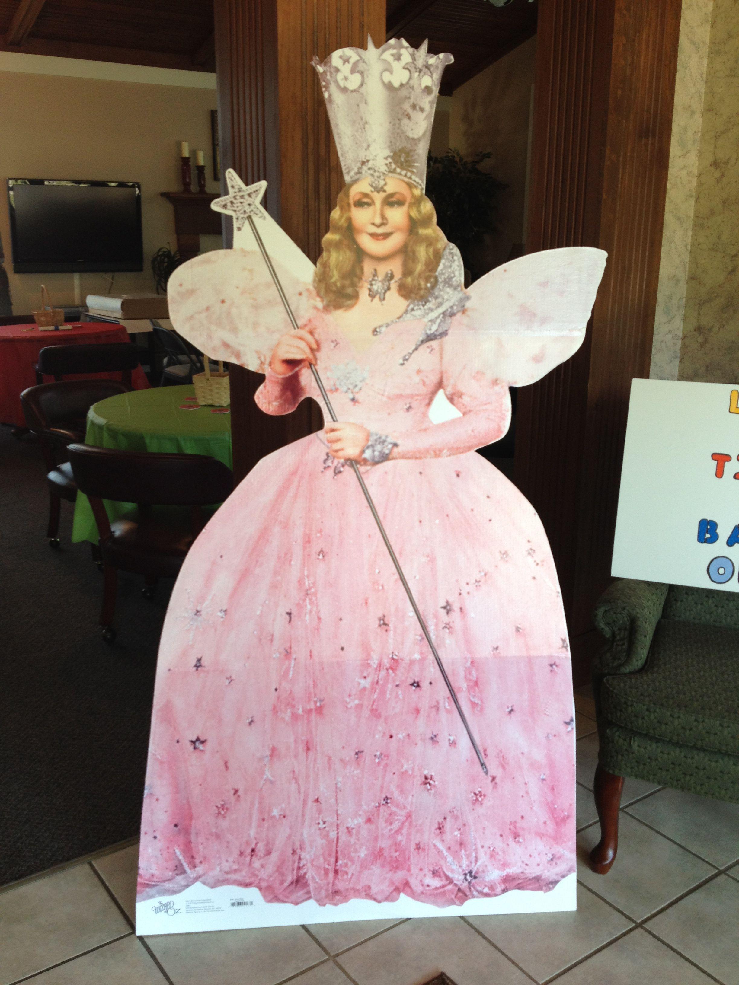 Homemade Glinda the Good Witch costume halloween | Glinda Costume ...
