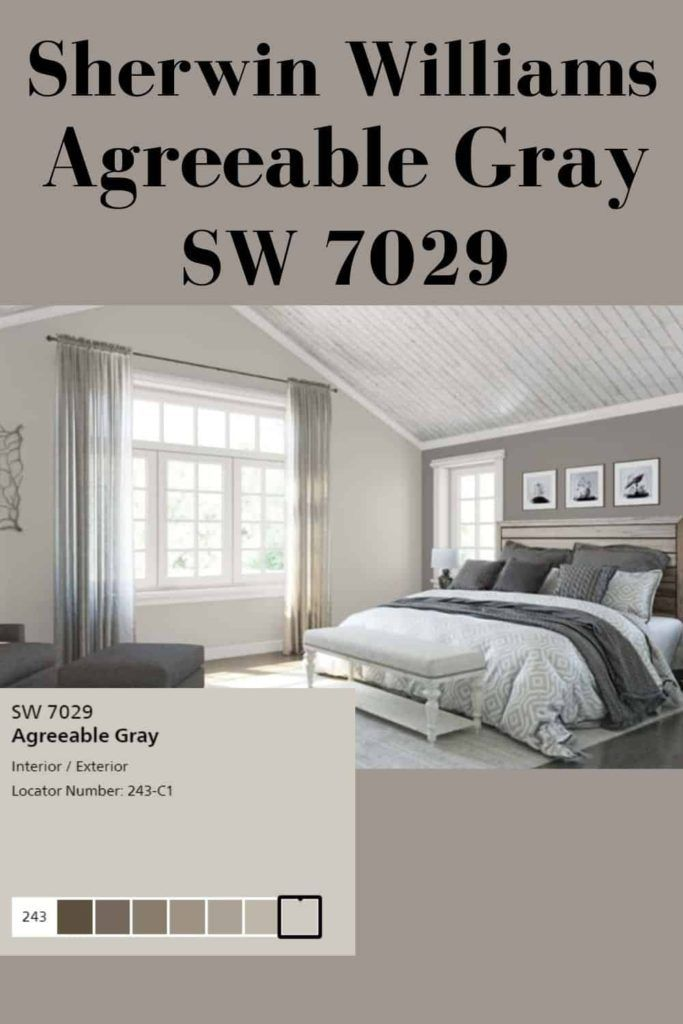 Agreeable Gray SW 7029 - Is it Truly the Best Gray?