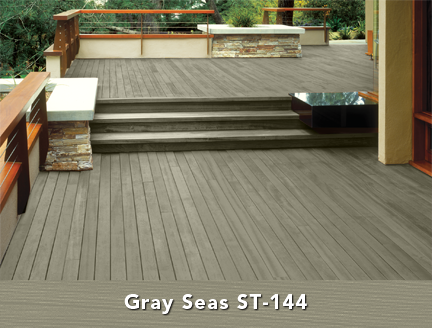 Gray Seas St 144 Png 432 328 Staining Deck Deck Stain Colors Porch Makeover