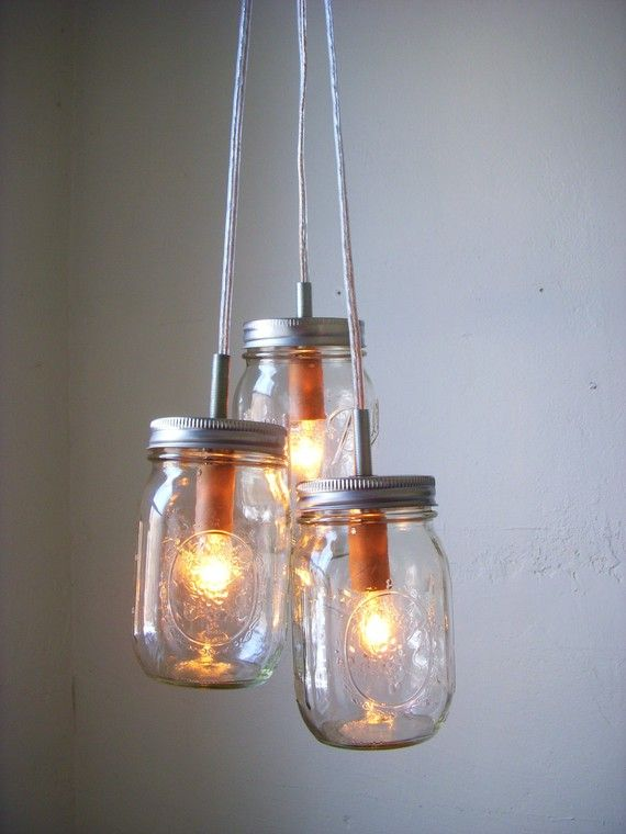 Summer splendor mason jar chandelier hanging pendant light direct explore mason jar chandelier hanging pendants and more aloadofball Gallery