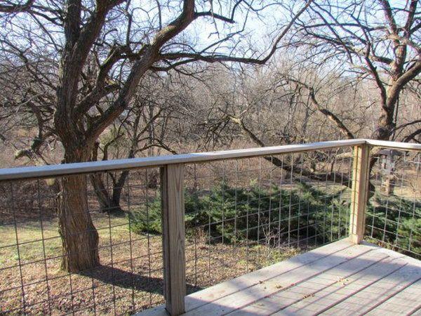 20 Creative Deck Railing Ideas For Inspiration Deck Railings