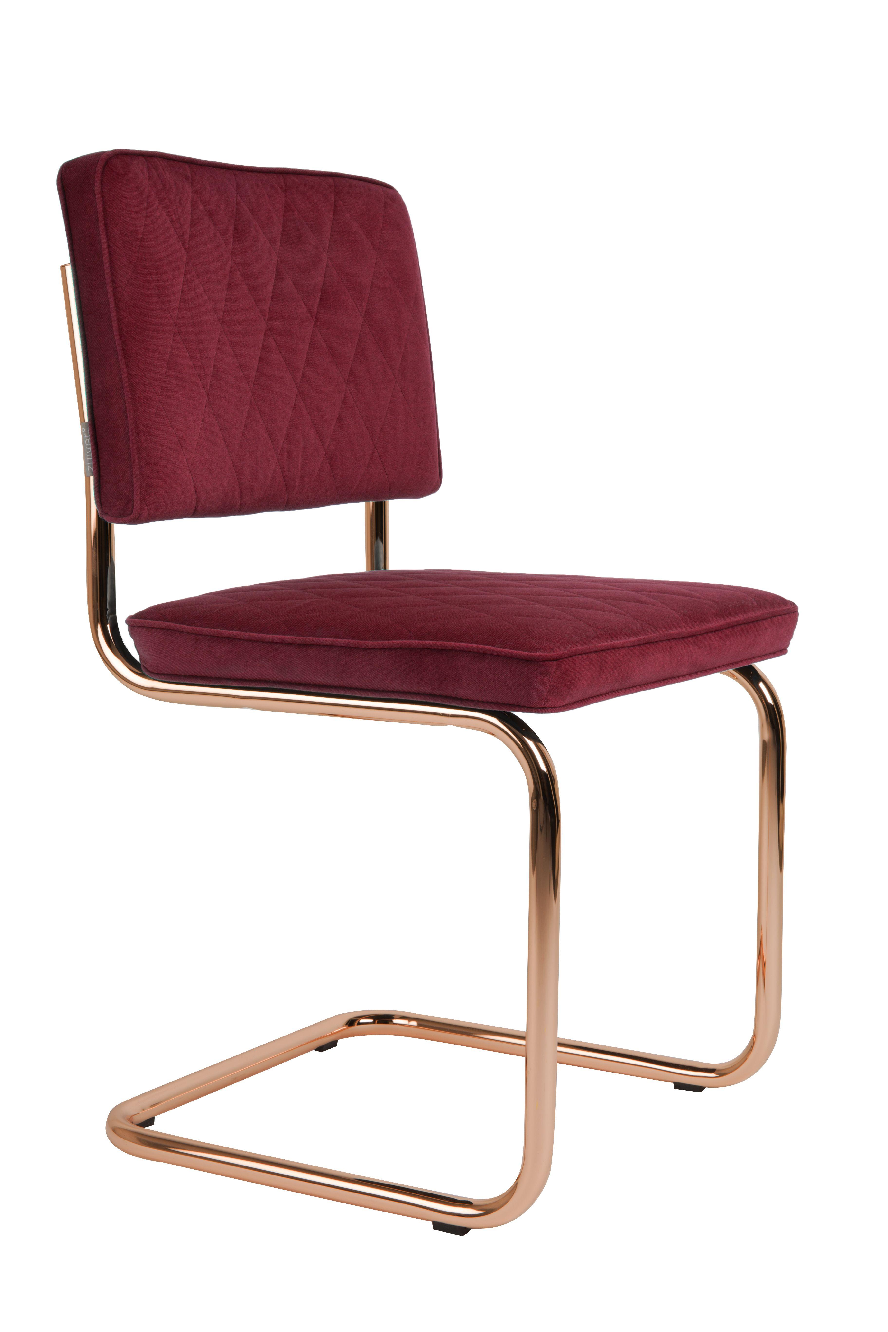 Diamond chair - Royal red#Chair #Chaise #Stuhl #Stoel   Zuiver ...