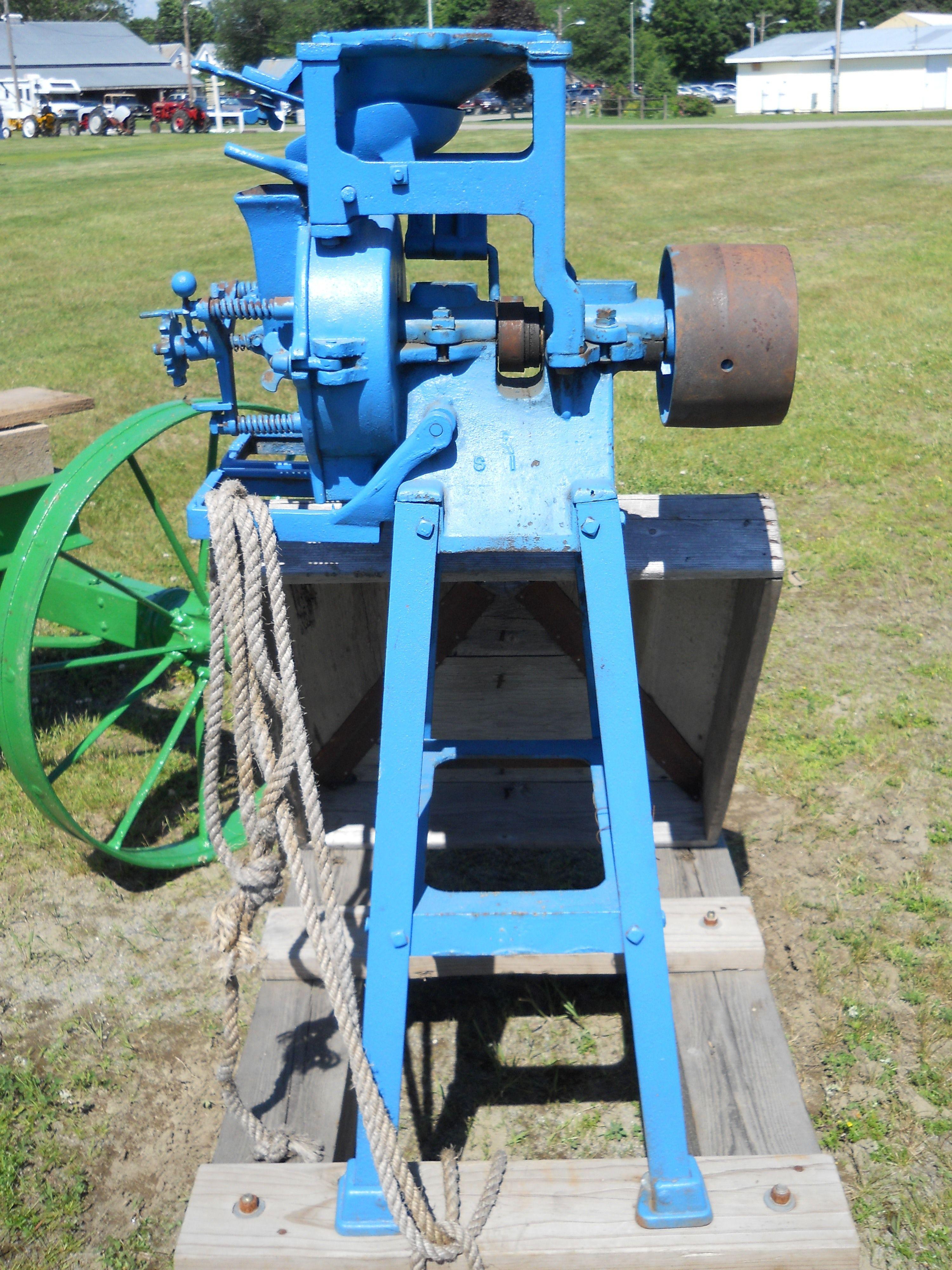 Farm Machinery Belts : Olden day belt driven equipment farm machinery pinterest