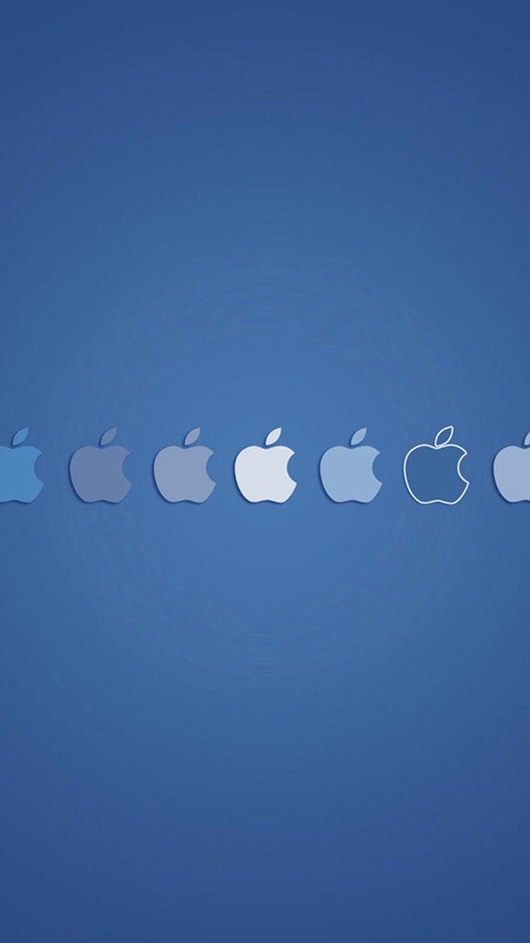 Wallpaper iphone apple logo - Miniature Apple Logo Iphone 6 Wallpapers