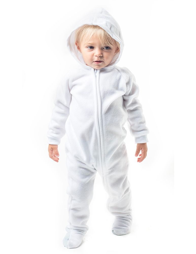 b6f32b8e49 Infant Hoodie One Piece Footed Pajamas Just  5.99