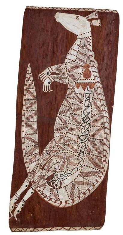 Yirawala Master Bark Painter | Aboriginal Bark Art