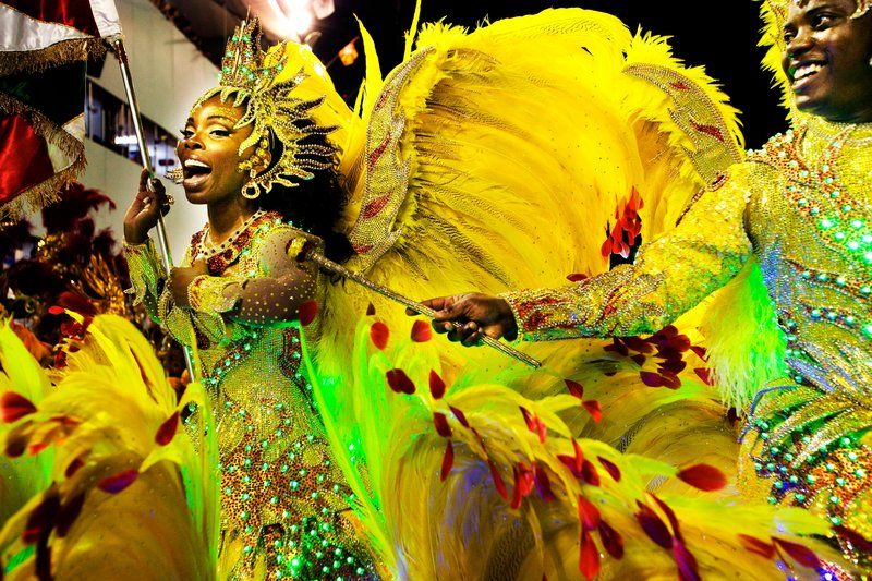 Best Places to Celebrate Mardi Gras Outside of New Orleans | Travel | Smithsonian | Picture of Rio De Janeiro, Brazil