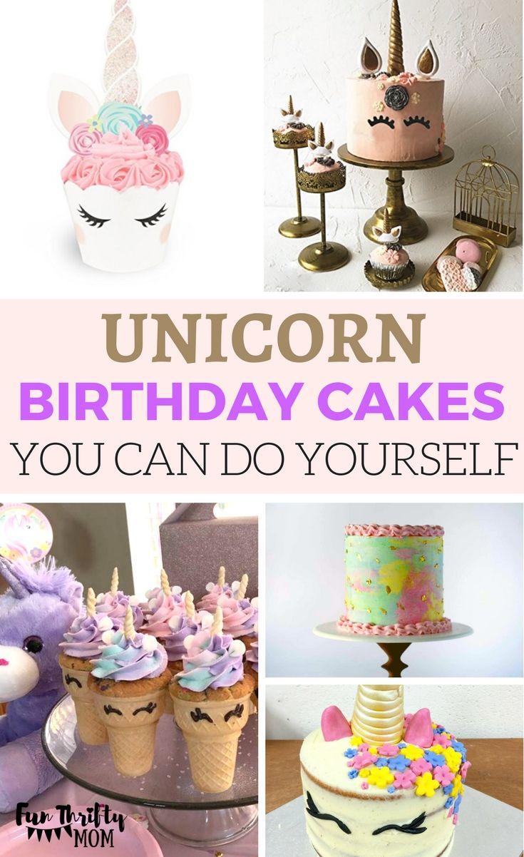 21 Epic Unicorn Birthday Party Ideas | Pinterest | Unicorn themed ...