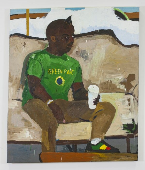 Henry Taylor at MoMA PS1 from-Contemporary Art Daily