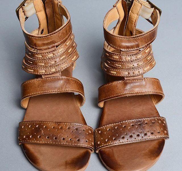 Handmade sandals from bedstu