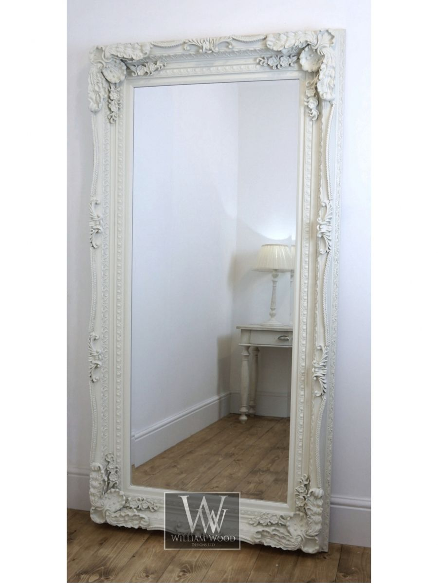 Chelsea 72 X 36 White William Wood Designs Mirrors And Lighting