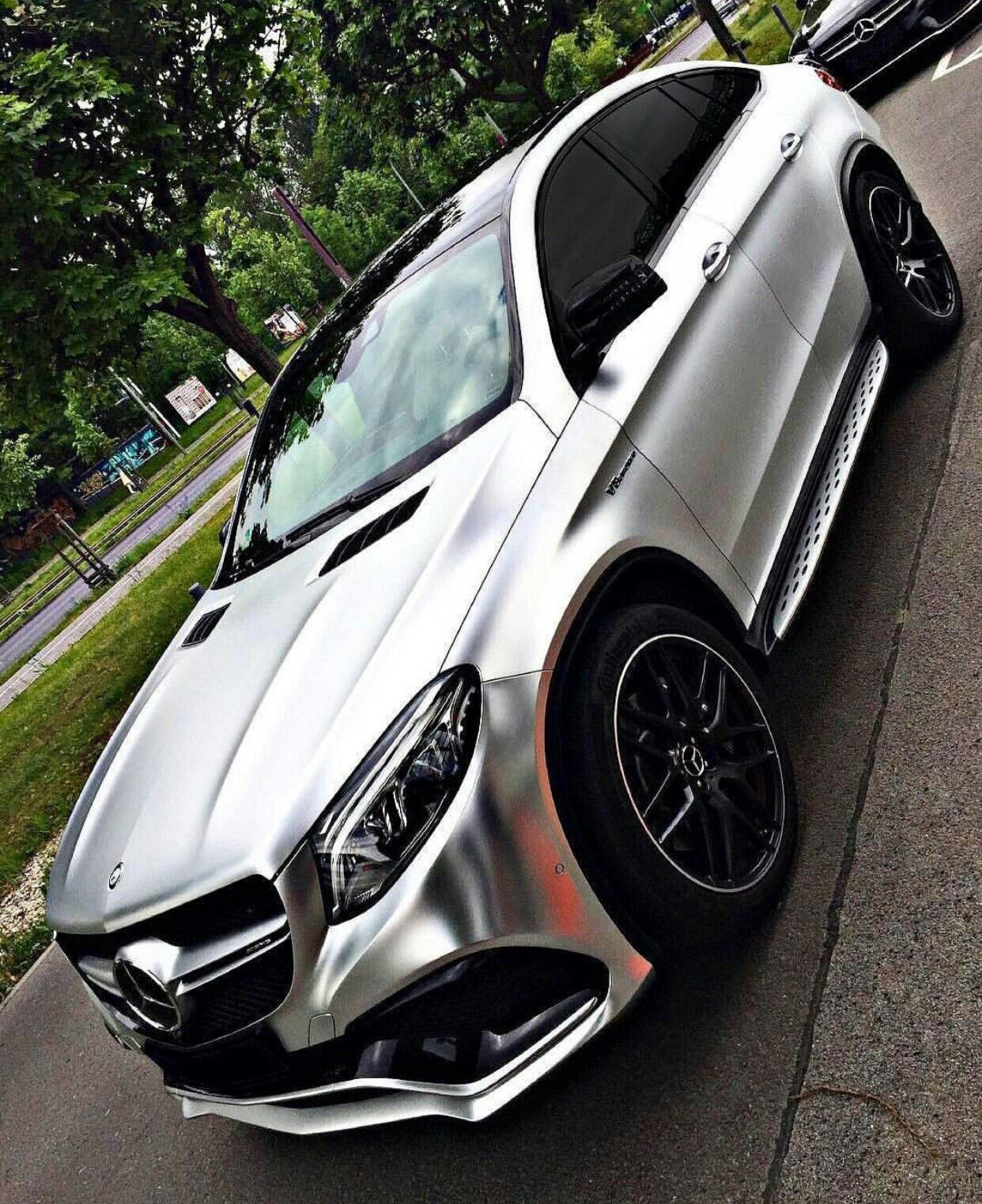 Mercedes-AMG GLE63s Coupe C292