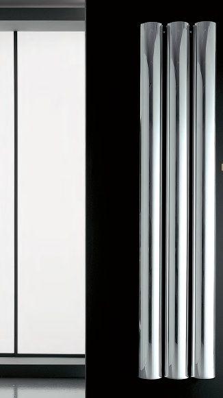 BIG ONE - Radiateur Aluminium modulaire, 4 à 8 éléments de hauteur 600mm ou 1 à 5 éléments de hauteur 1800 mm. Finitions: Aluminiumbrillant ou satiné, toutes finitions RAL- puissance de 400 à 1500 W - à partir de 850 €