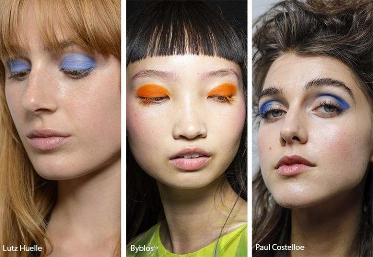 Spring Summer 2019 Makeup Trends Makeup Trends Spring Makeup