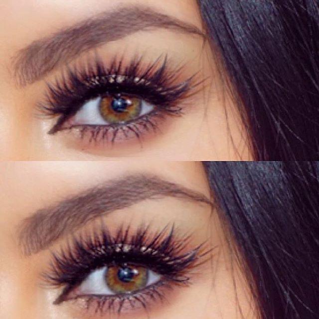 10eb950b936 elizagardner @shophudabeauty lashes in Scarlett | make up ...