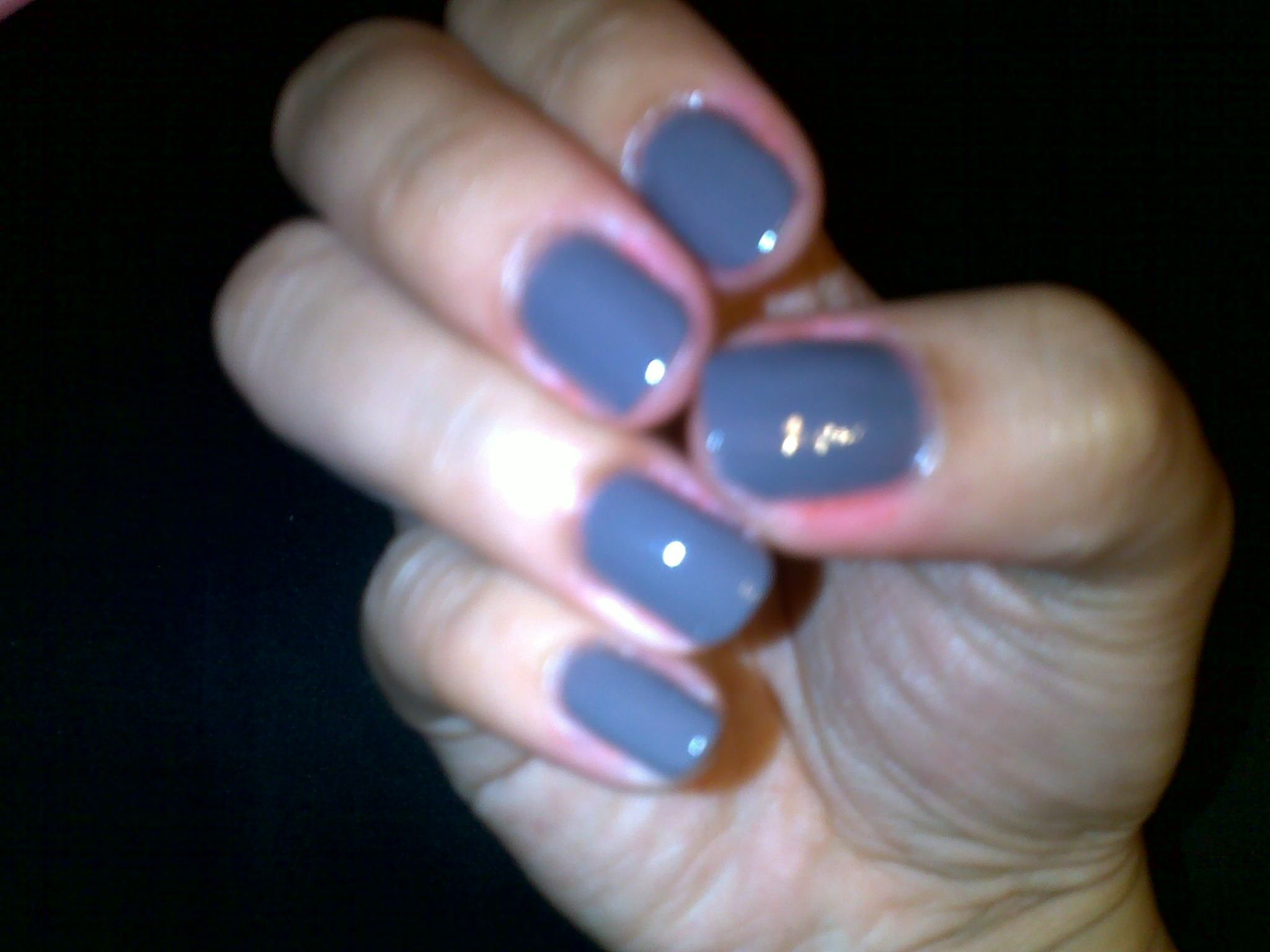 NYX Nail Polish - The Taupe...:)