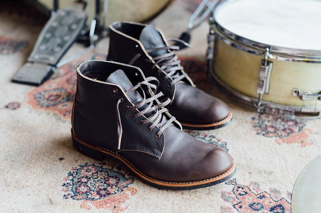 The Merchant boot is crafted on the