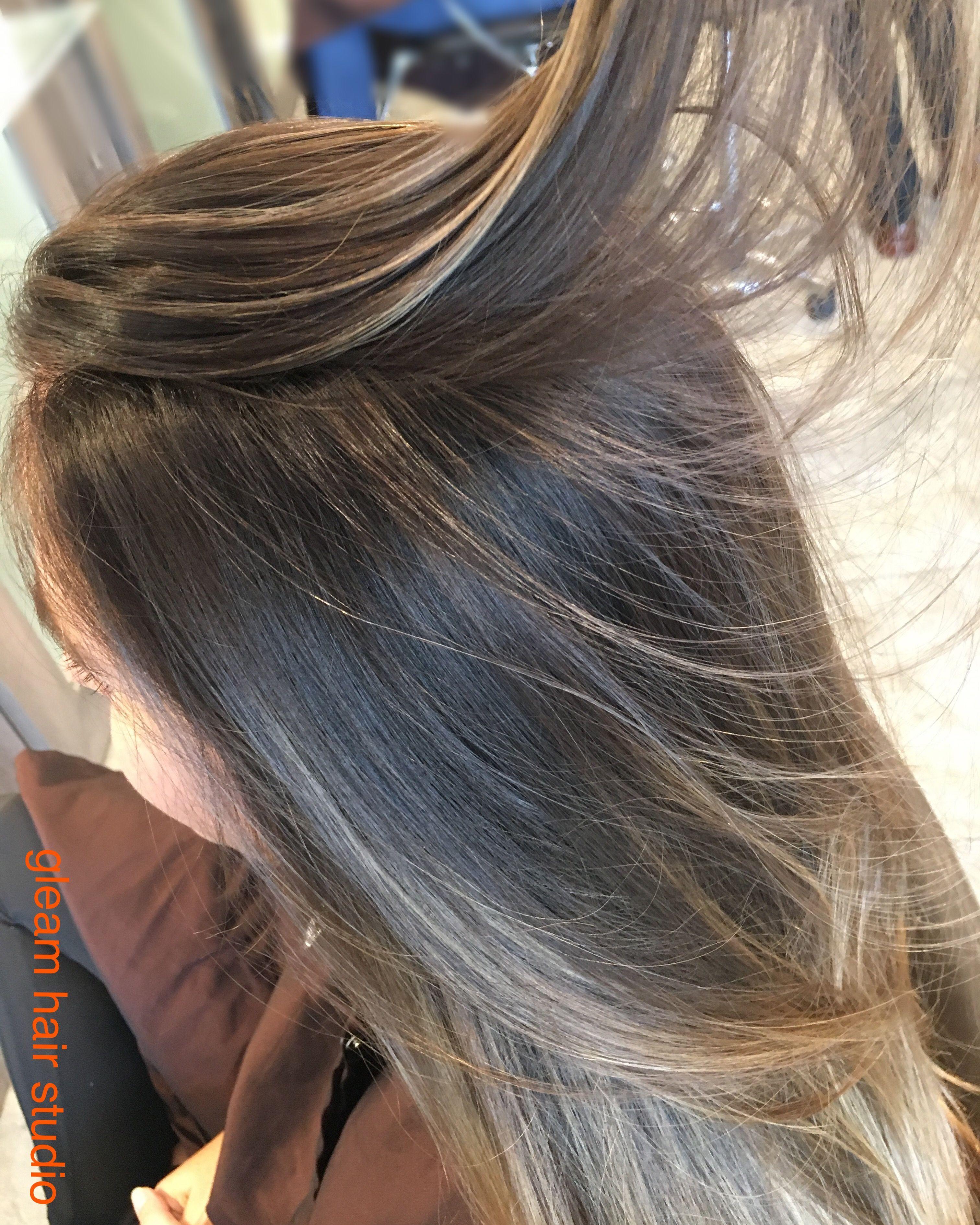Natural Babylights By Peter Gleam Hair Studio Miami Best Hair Salon Hair Top Hair Salon