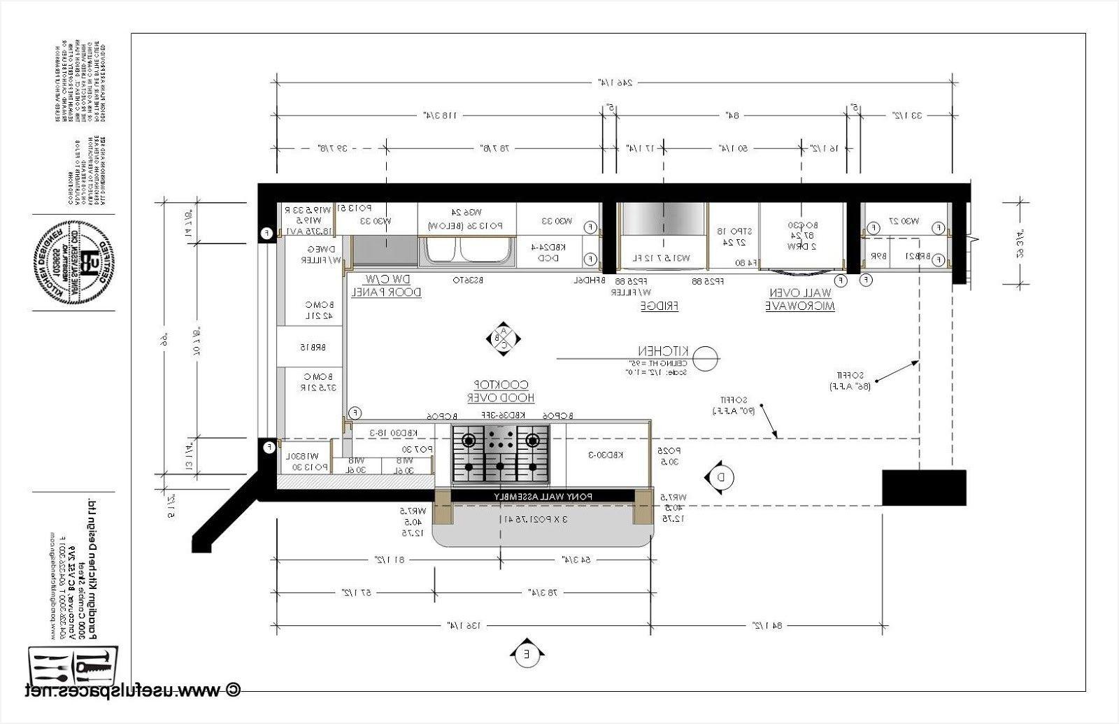 Floor Plan For Small Kitchen   Novocom.top