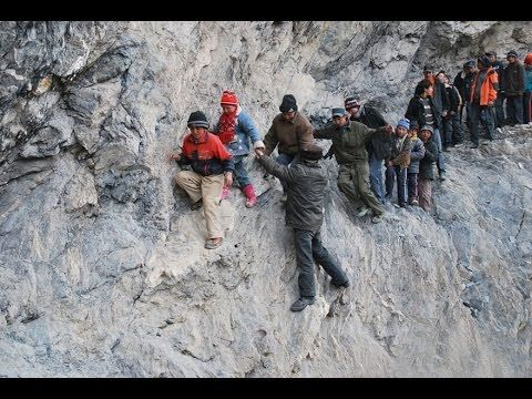 25 Of The Most Dangerous Journeys To School In The World