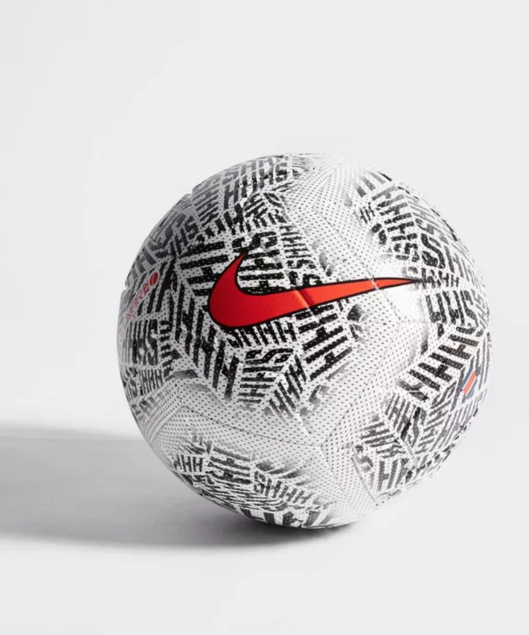 e33716dbd Built for everyday play, this Silencio Neymar Jr Strike Football from Nike  is essential to up your skills. Inspired by Neymar's iconic 'Shhh..