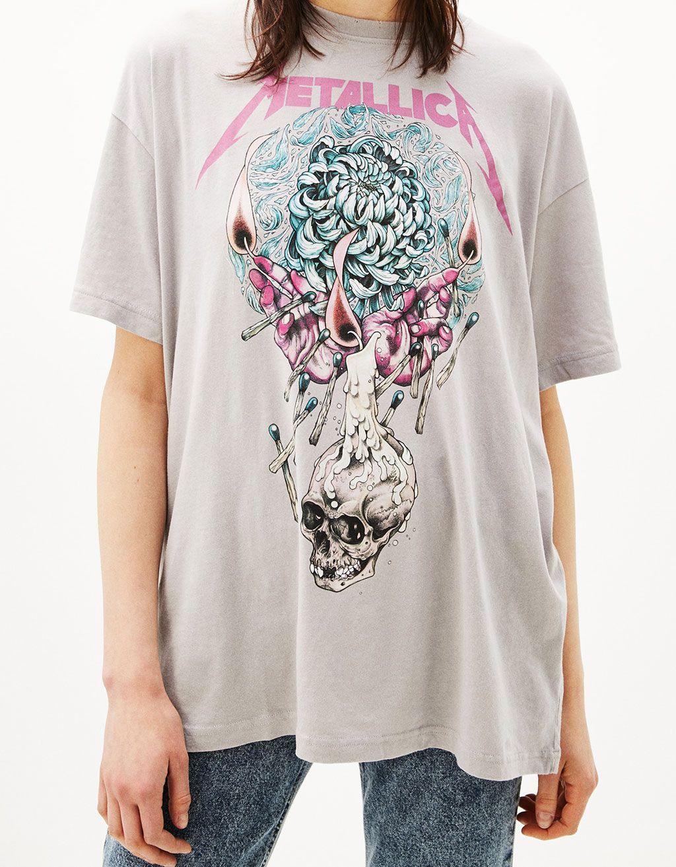 Camiseta Shoes MetallicaCamisetas 'metallica'Moda Y Y Camiseta 'metallica'Moda MetallicaCamisetas Shoes 'metallica'Moda Camiseta nmN8w0