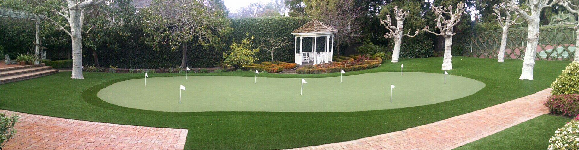 Pin by CJ McDaniel on Backyard Putting Green Ideas ...