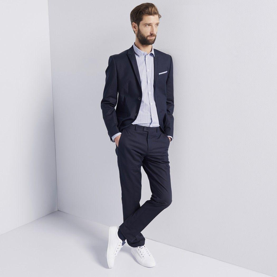 Costume Homme S23 E17 - Costume   Veste pour Homme - Devred  9573e72e1c2
