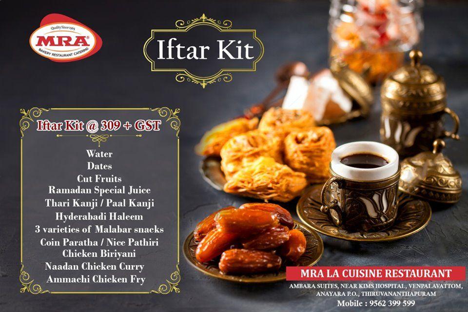 Iftar Bakery Food