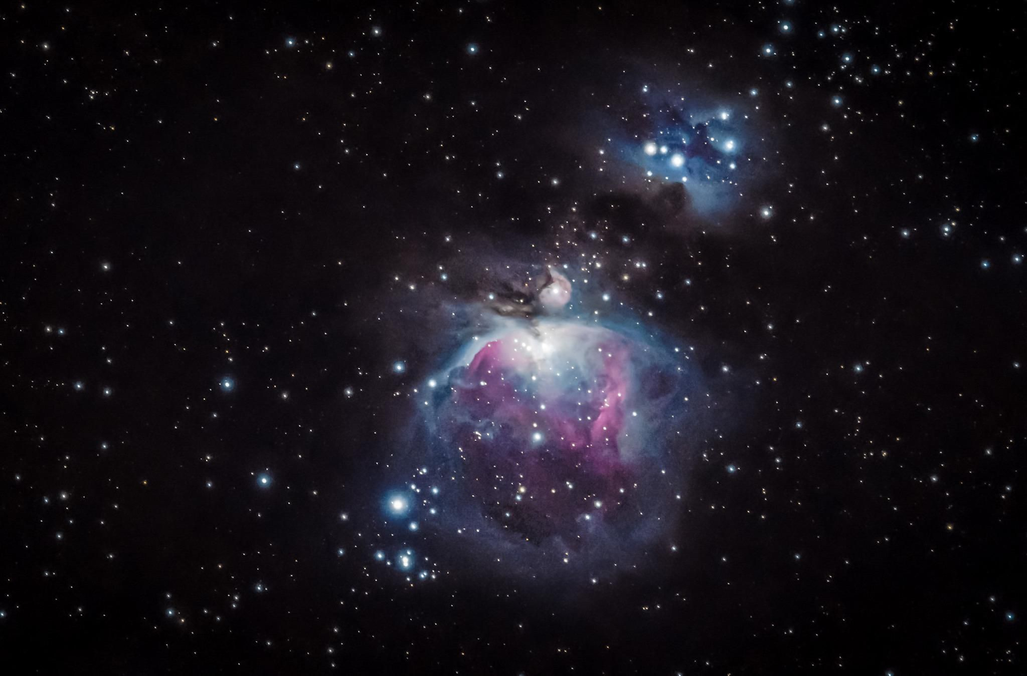 Another Orion Nebula shot but this one is mine and Im proud of it!